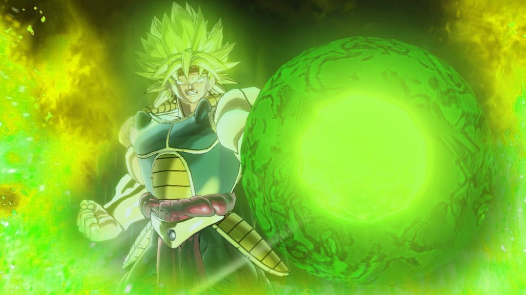 Broly Fusion With Bardock 1024x576 Download Hd Wallpaper Wallpapertip