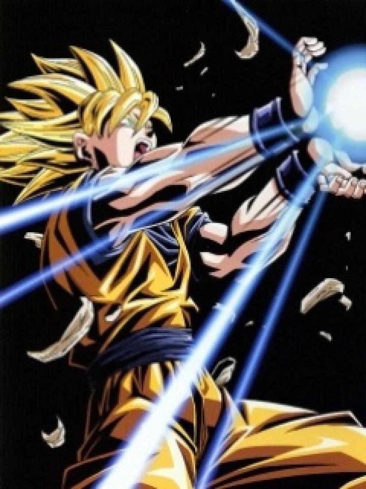 Dragon Ball Z Wallpapers Taglist Page 5 For Mobile Goku Ssj 2 Hd 720x960 Download Hd Wallpaper Wallpapertip