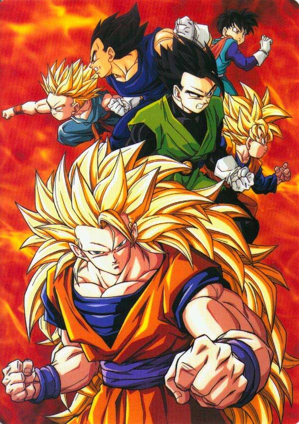 Anime Dragon Ball Dragon Ball Z Son Goten Son Goku Dragon Ball Z Saga Majim Boo 600x852 Download Hd Wallpaper Wallpapertip