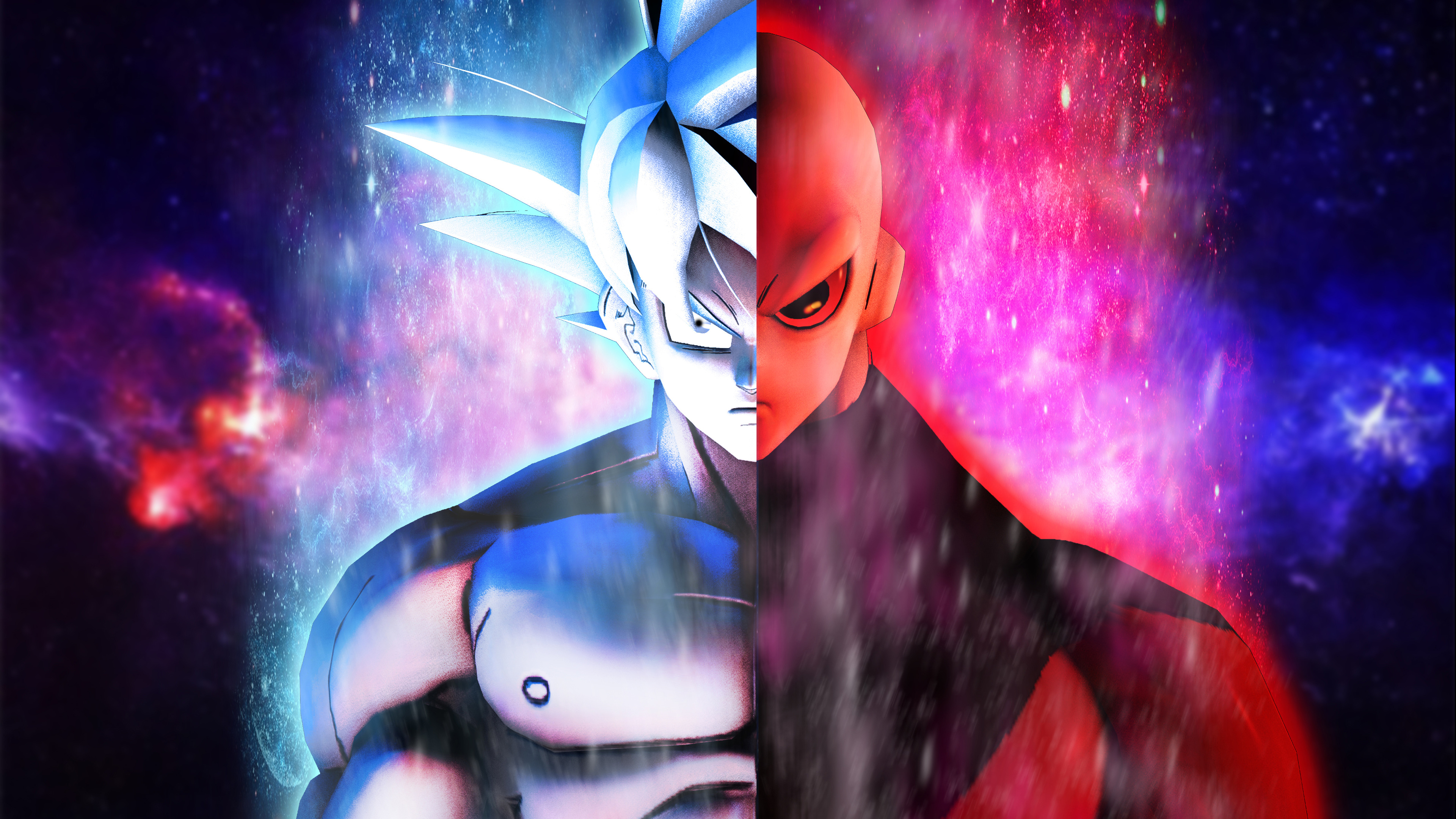 Wallpaper 4k Dragon Ball Super Goku Jire Ultra Instinct 3840x2160 Download Hd Wallpaper Wallpapertip