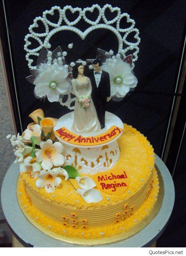 Cake Happy 1st Wedding Anniversary 650x896 Download Hd Wallpaper Wallpapertip