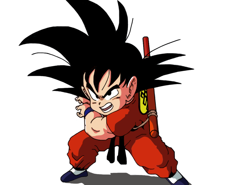 Goku Kid Goku Dragon Ball 900x733 Download Hd Wallpaper Wallpapertip