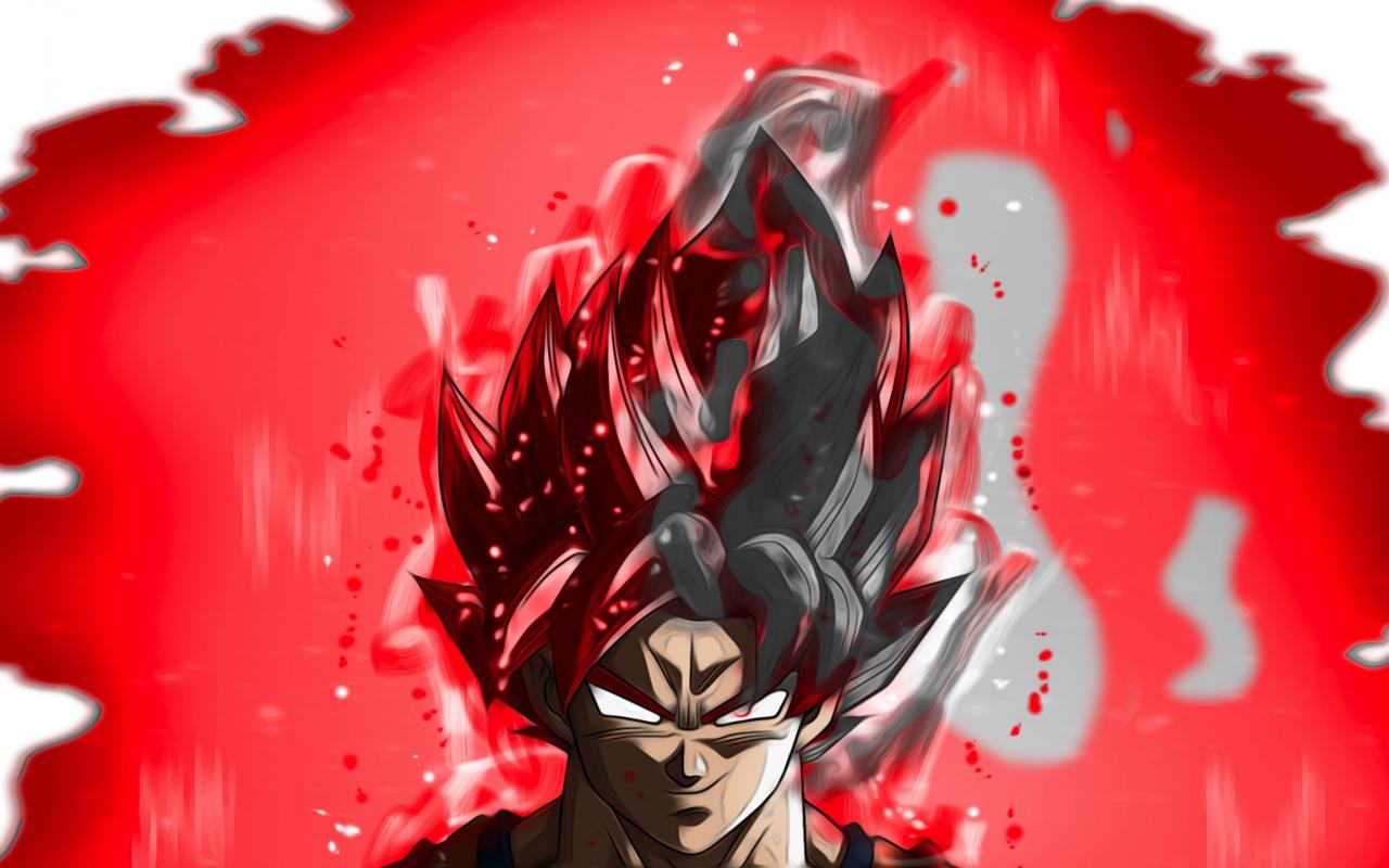 Imagenes De Goku Ultra Instinto Con Blue Y Kaioken 1280x800 Download Hd Wallpaper Wallpapertip