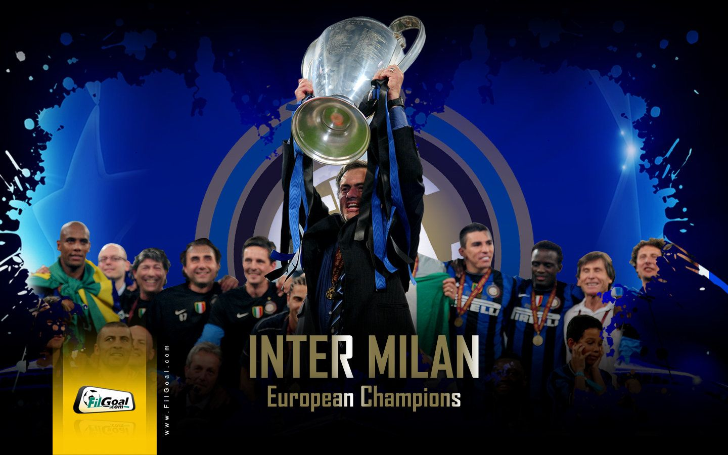 Download European Champions Inter Milan Wallpaper Inter Milan Champions Hd 1440x900 Download Hd Wallpaper Wallpapertip