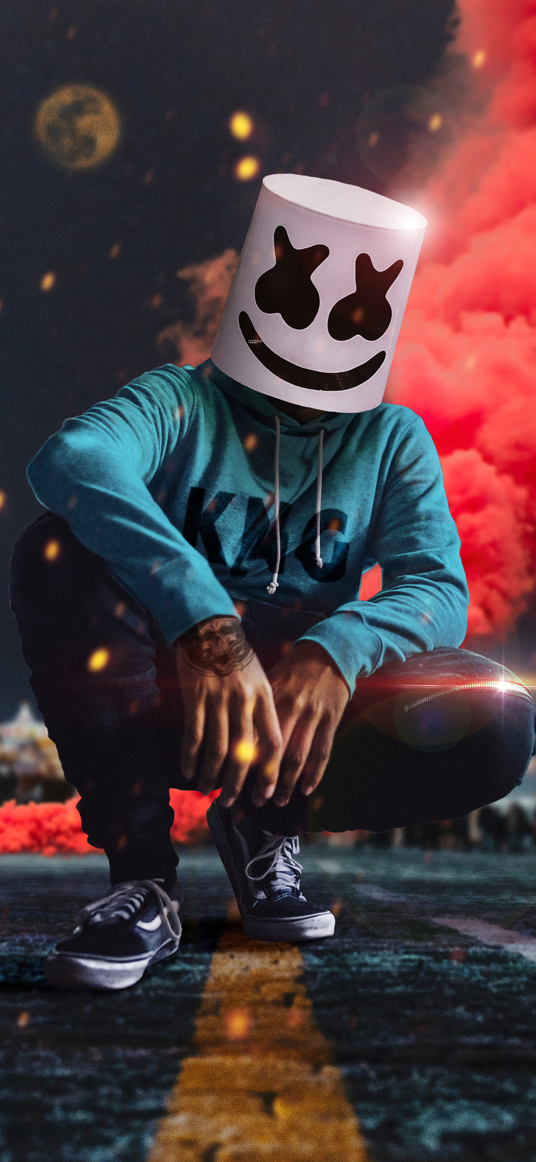 Marshmello 4k Wallpaper Full Hd Marshmello Hd 1080x2340 Download Hd Wallpaper Wallpapertip
