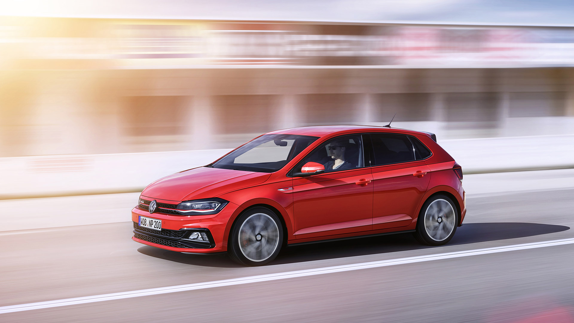 Vw Polo Gti 2018 1920x1080 Download Hd Wallpaper Wallpapertip