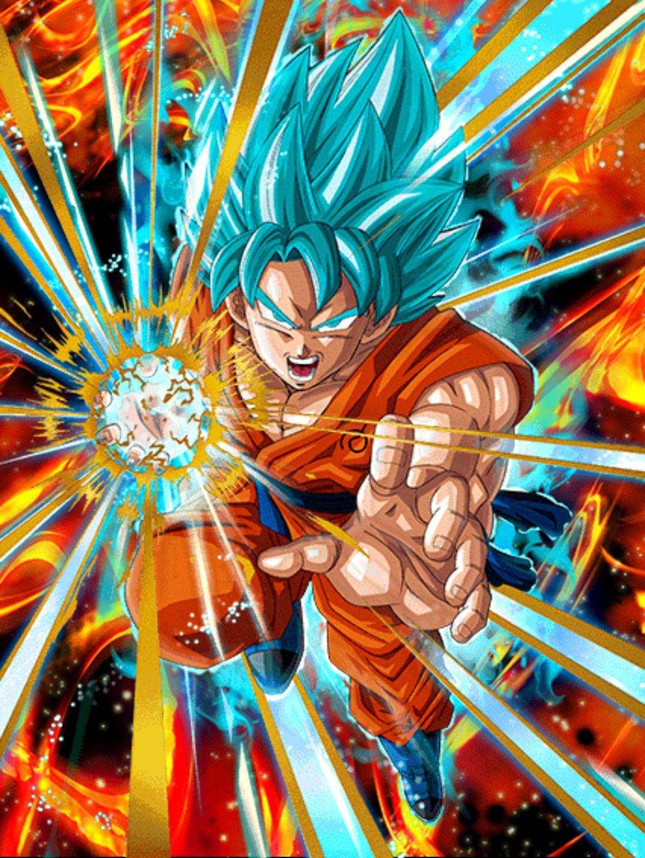 Super Saiyan God Goku Goku Ssj God Ss 1080x1440 Download Hd Wallpaper Wallpapertip