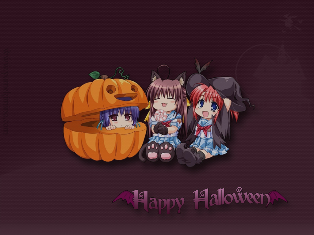 Holiday Wallpapers Cute Halloween Wallpapers Cute Halloween 1024x768 Download Hd Wallpaper Wallpapertip