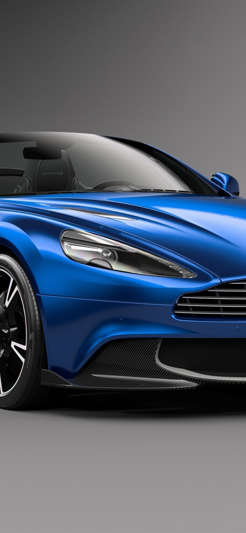 Iphone Wallpaper Aston Martin Vanquish S Blue Car Aston Martin Vanquish Volante S Convertible 828x1792 Download Hd Wallpaper Wallpapertip