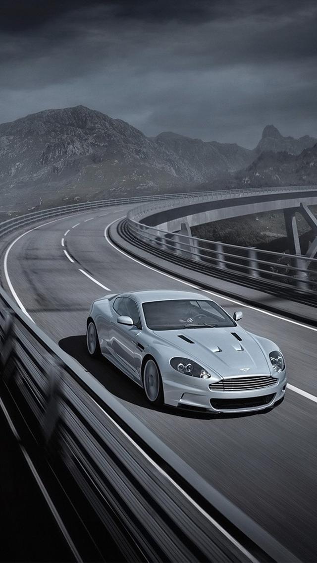 Aston Martin Dbs Wallpaper Iphone Hd 640x1136 Download Hd Wallpaper Wallpapertip