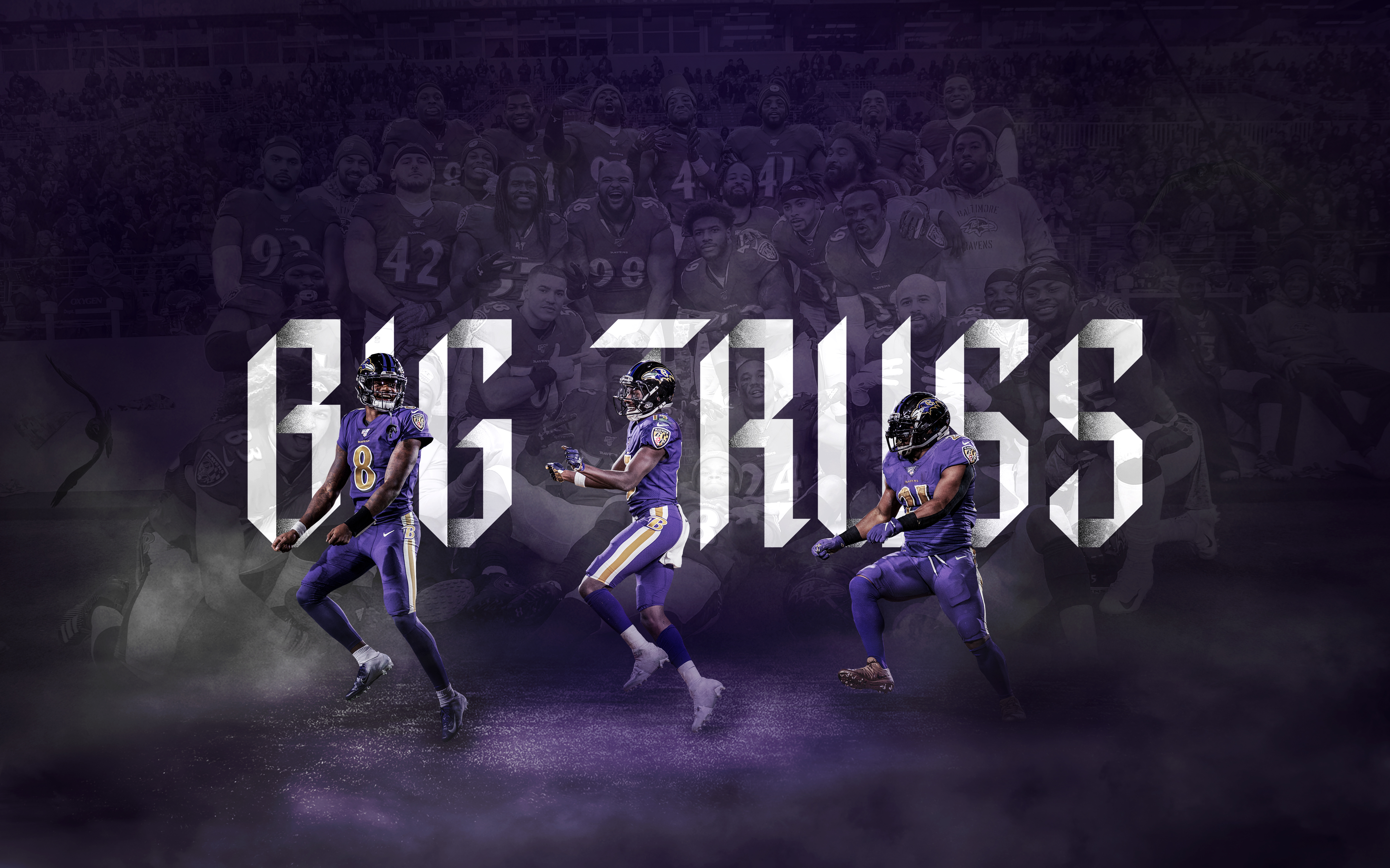Bigtruss W14 Desktop Baltimore Ravens Wallpaper 2020 4800x3000 Download Hd Wallpaper Wallpapertip
