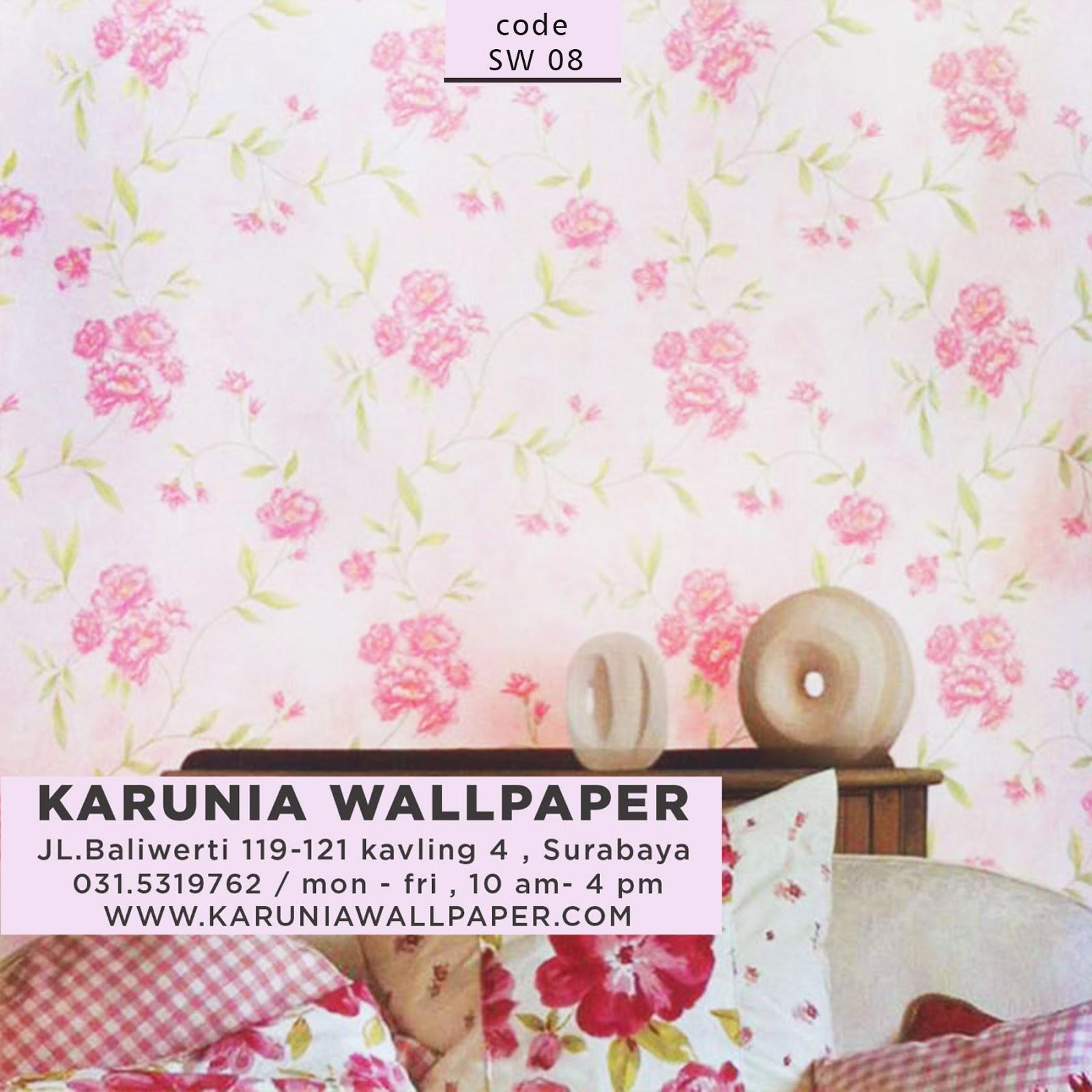 Hiasan Dinding Rumah Shabby Chic Contoh Gambar Wallpaper Dinding Motif Bunga 1600x1600 Download Hd Wallpaper Wallpapertip
