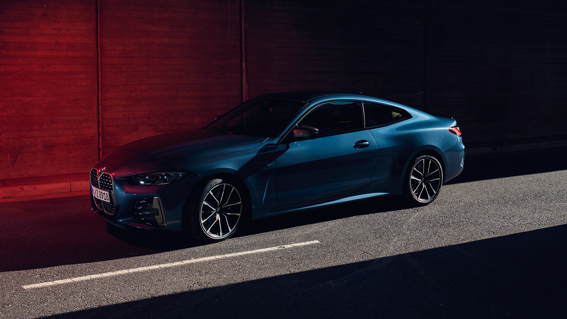 2021 Bmw 4 Series Coupe Wallpapers 3 Bmw Serie 4 Coupe 2919 1960x1102 Download Hd Wallpaper Wallpapertip