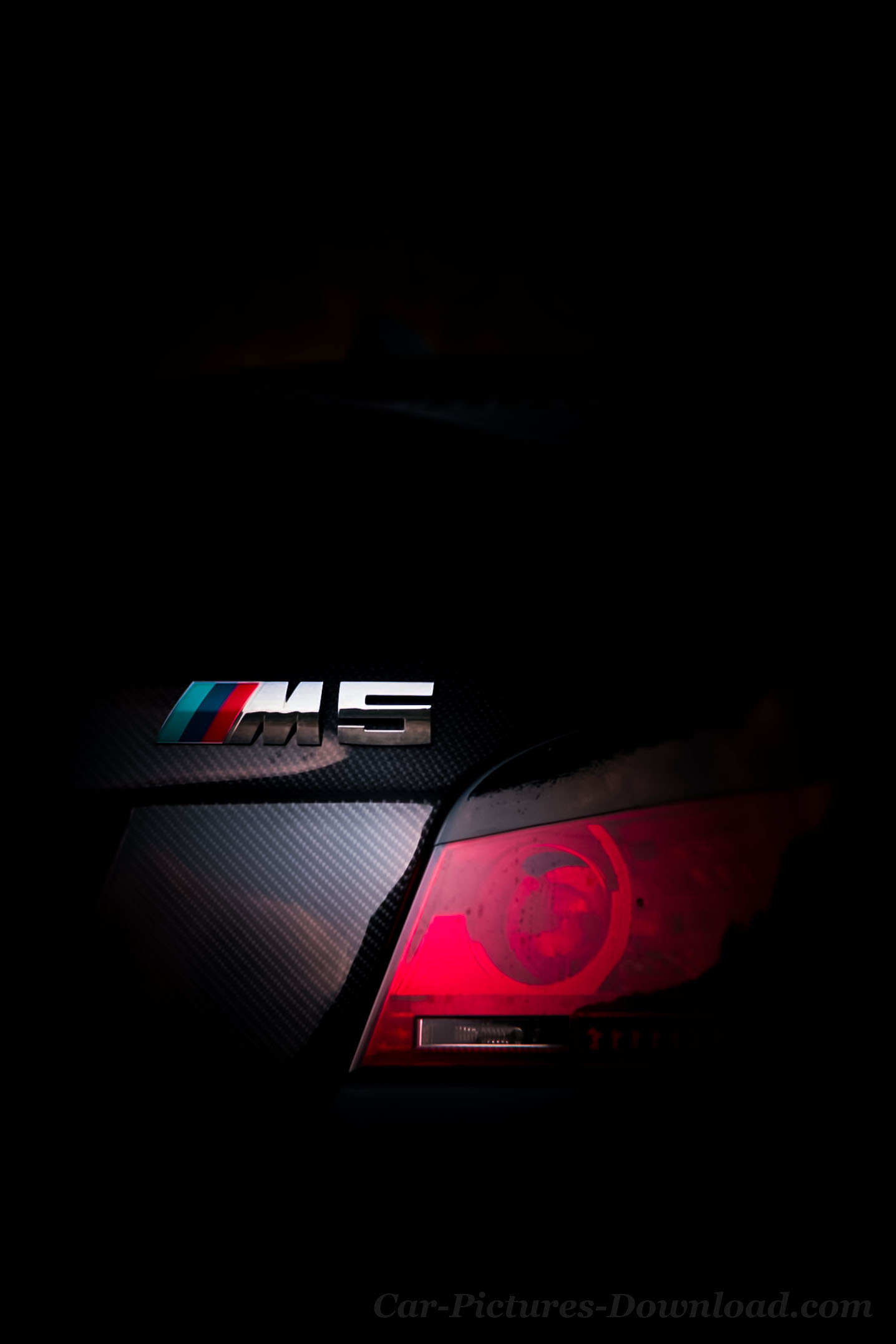 Bmw M5 Logo Black Car Wallpaper Android Black Bmw M5 Wallpaper Hd 1436x2154 Download Hd Wallpaper Wallpapertip