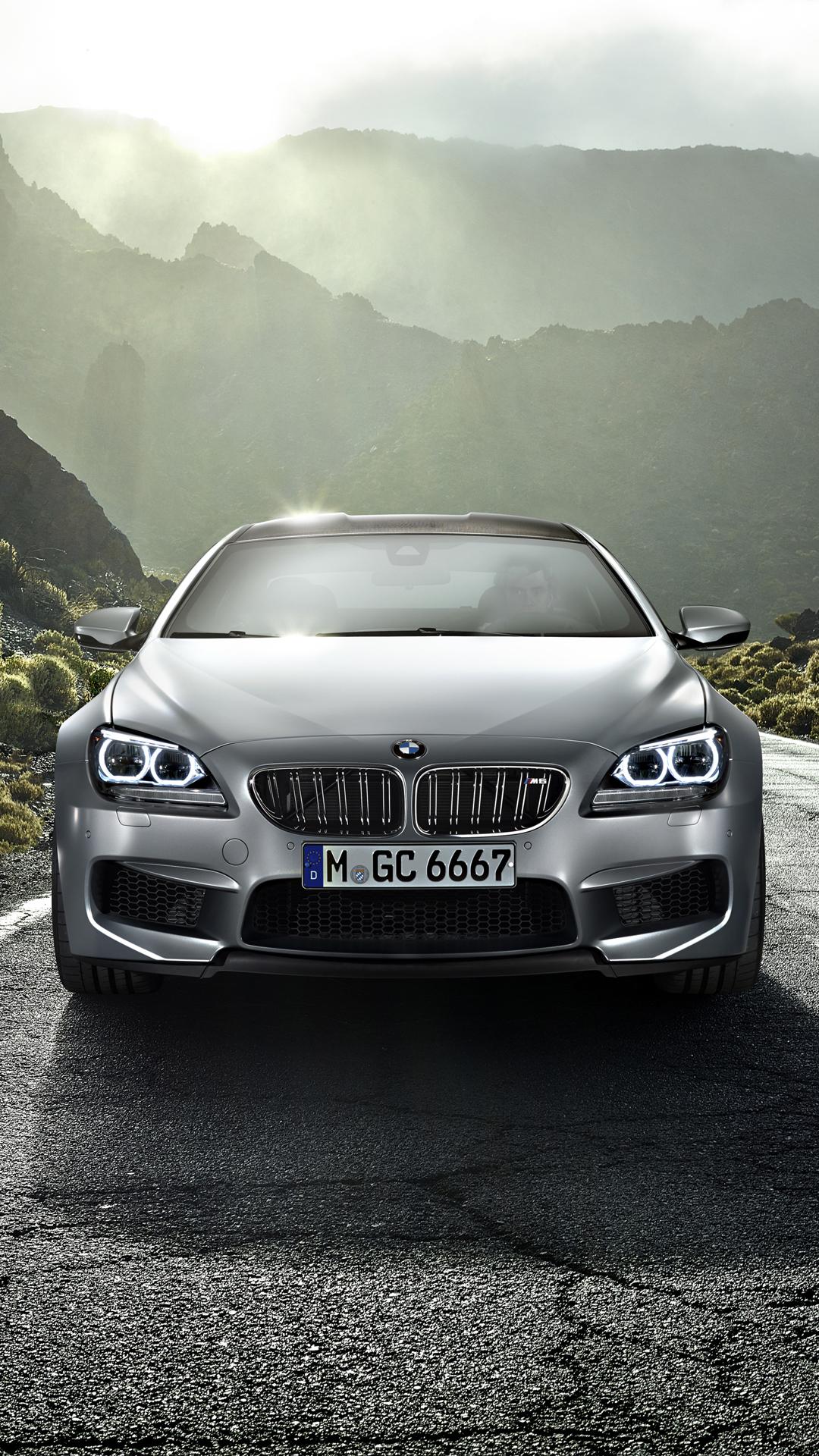 Bmw M6 Bmw M6 Gran Coupe Front 1080x1920 Download Hd Wallpaper Wallpapertip