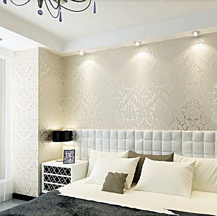 Classy Bedroom Wallpaper Designs - 750x745 - Download HD ...