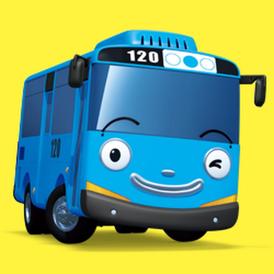 The Little Bus Tayo   Tayo The Little Bus Tayo   20x20 ...