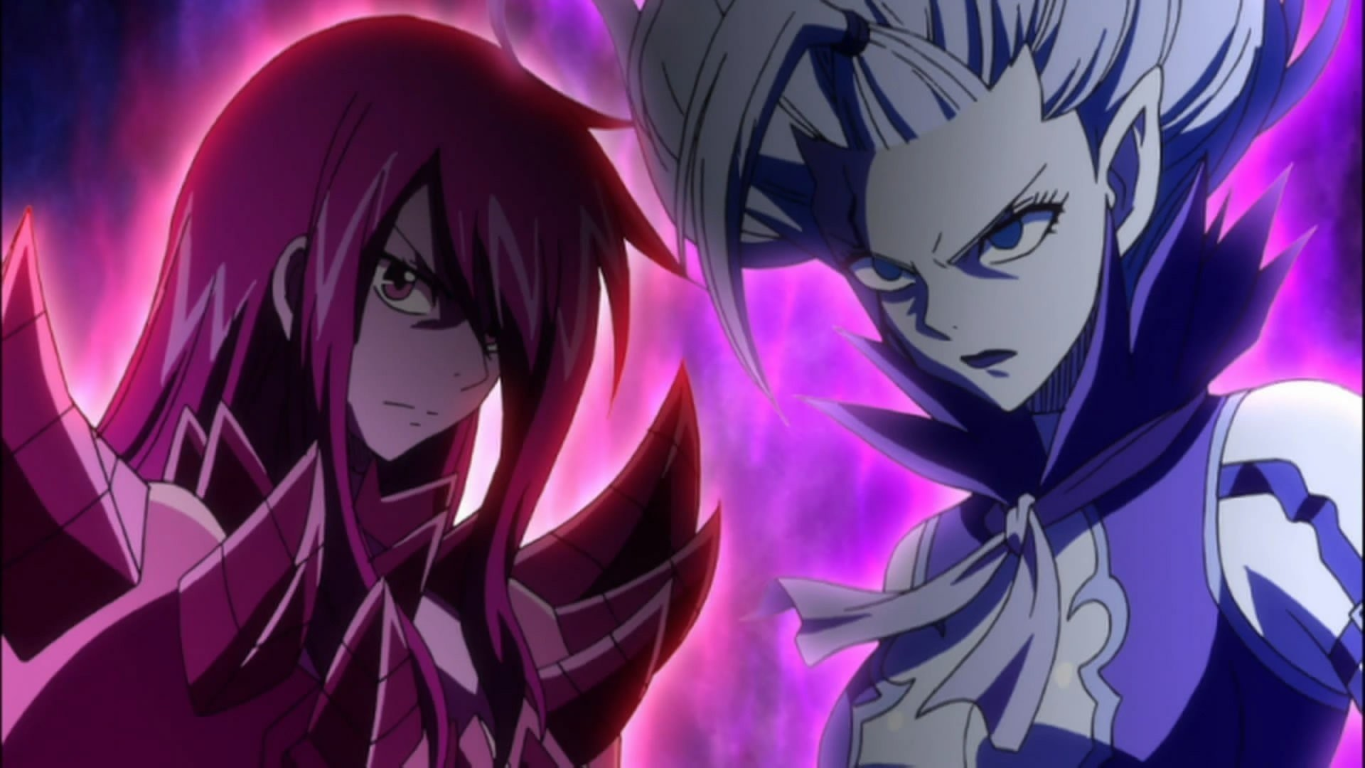 Fairy Tail Scarlet Erza Mirajane Strauss Data Src Fairy Tail Mira And Erza 1920x1080 Download Hd Wallpaper Wallpapertip Superhero toilet fairi tail gundam picture andy warhol art manga yaoi hunter poster x chic poster frame joker anim poster. fairy tail scarlet erza mirajane