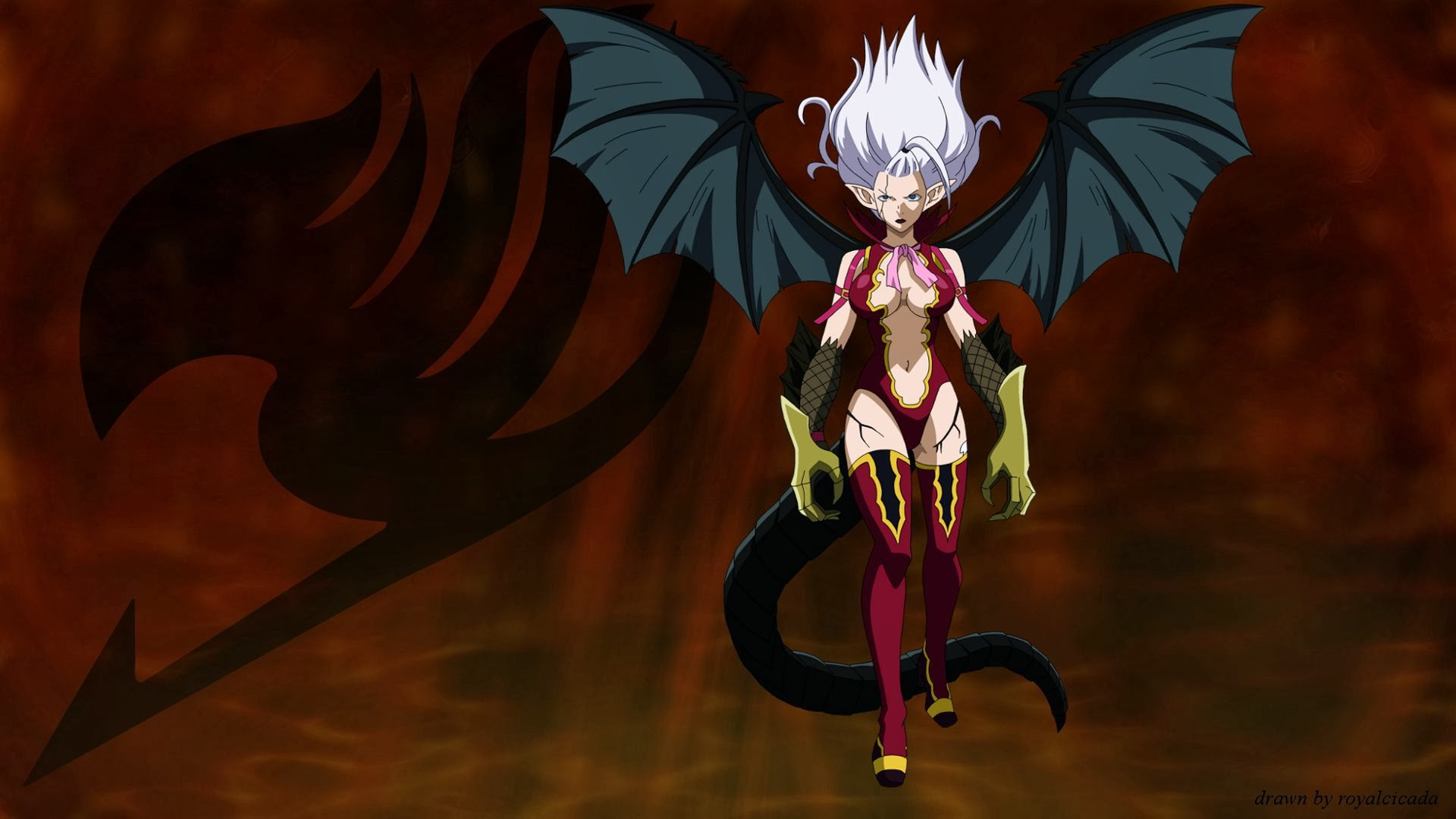 Demon Fairy Tail Mirajane Satan Soul 1920x1080 Download Hd Wallpaper Wallpapertip Fairy tail natsu s theme extended. demon fairy tail mirajane satan soul