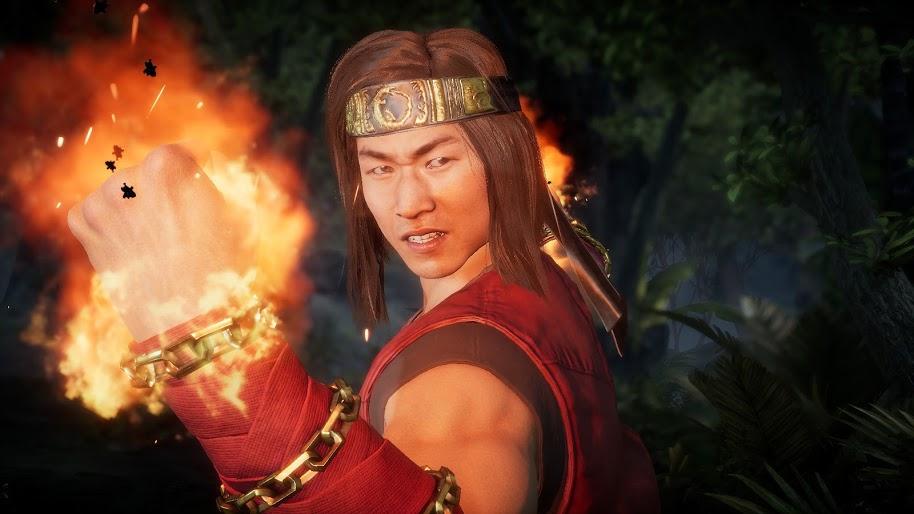 Liu Kang Mortal Kombat 11 4k Liu Kang Mortal Kombat 11