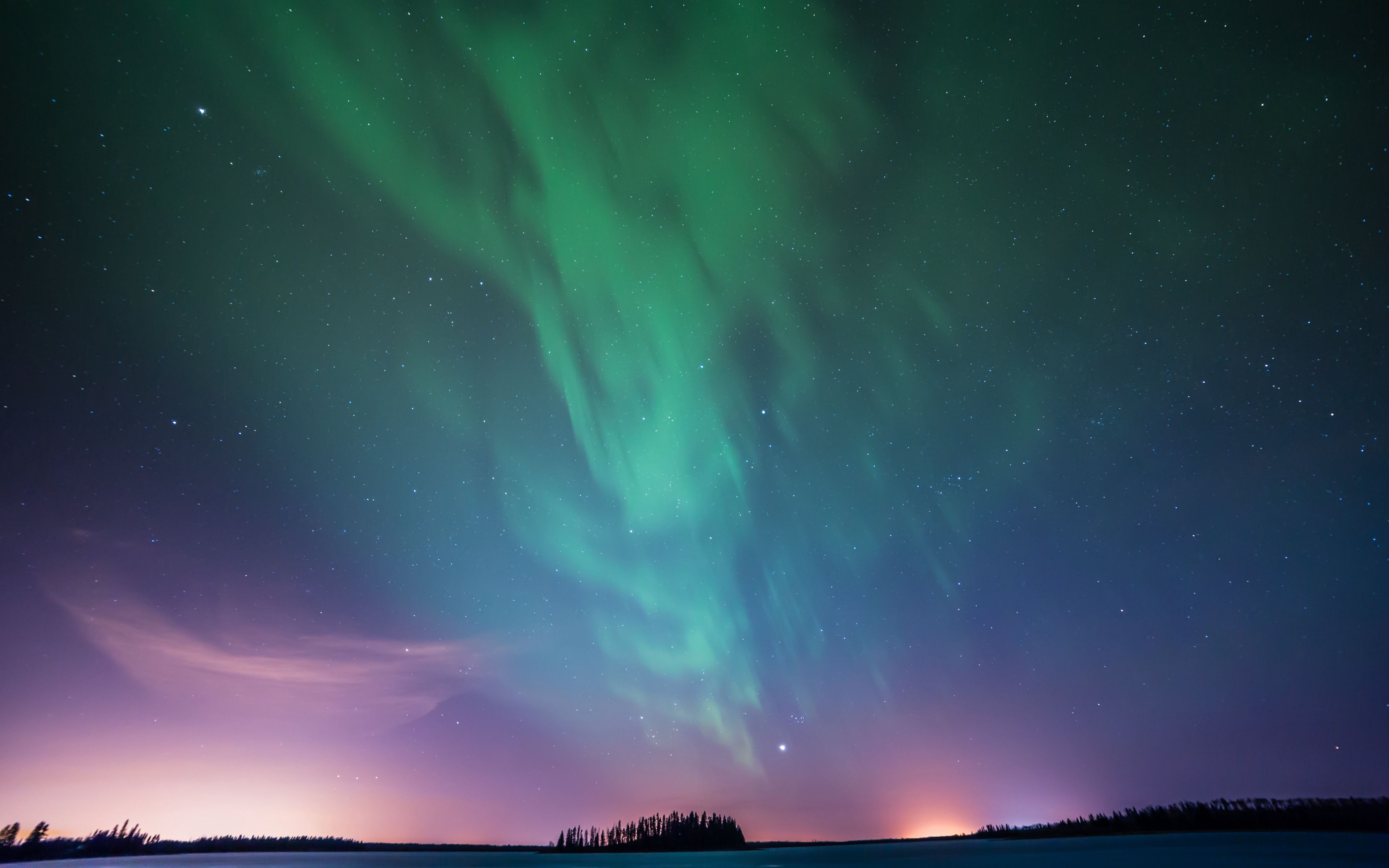 Wallpaper Northern Lights Aurora Borealis Aurora Northern Lights Wallpaper 8k 3840x2400 Download Hd Wallpaper Wallpapertip
