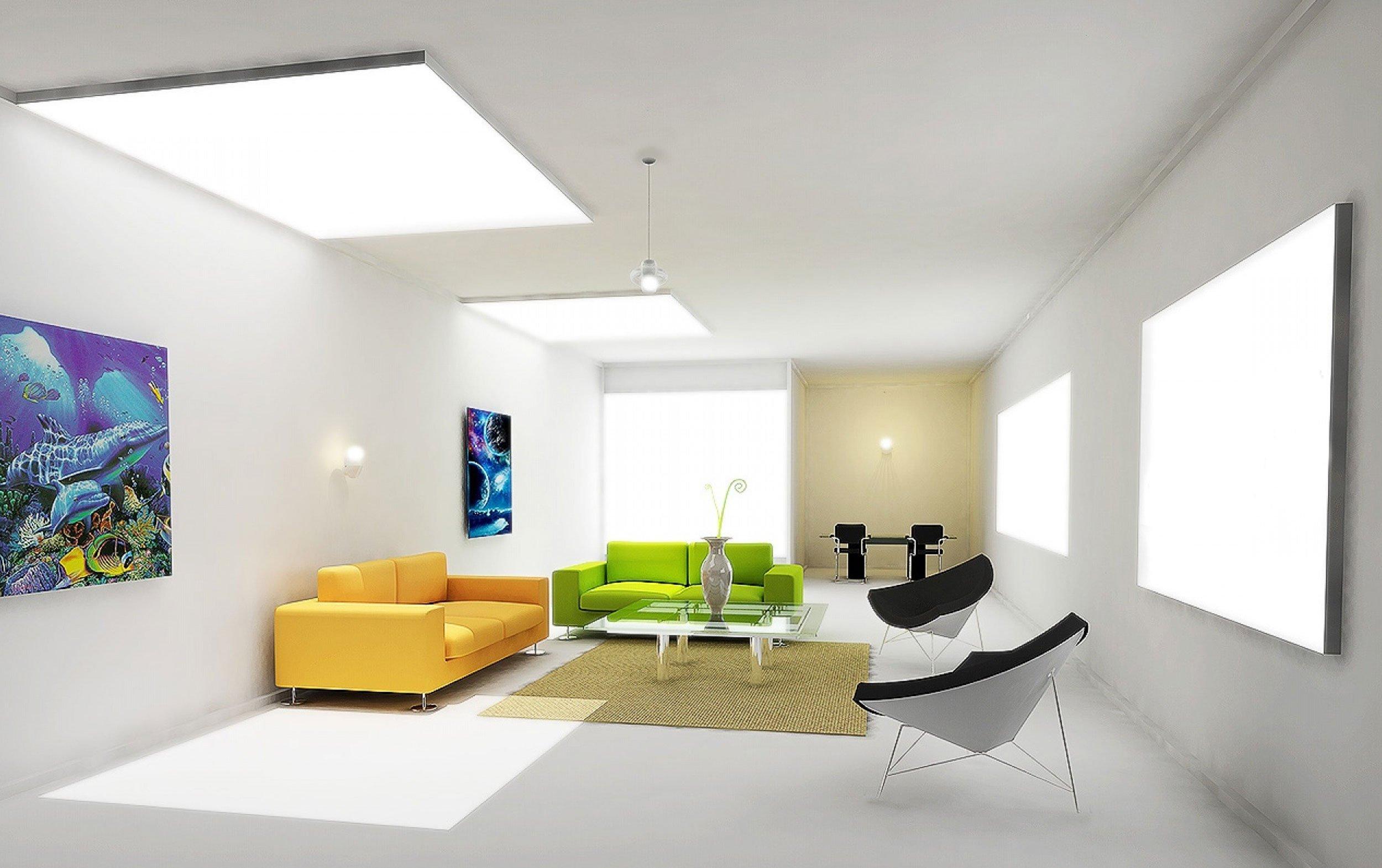 Apartment Condominium Condo Interior Design Room House Post Modern House Interior 2500x1570 Download Hd Wallpaper Wallpapertip