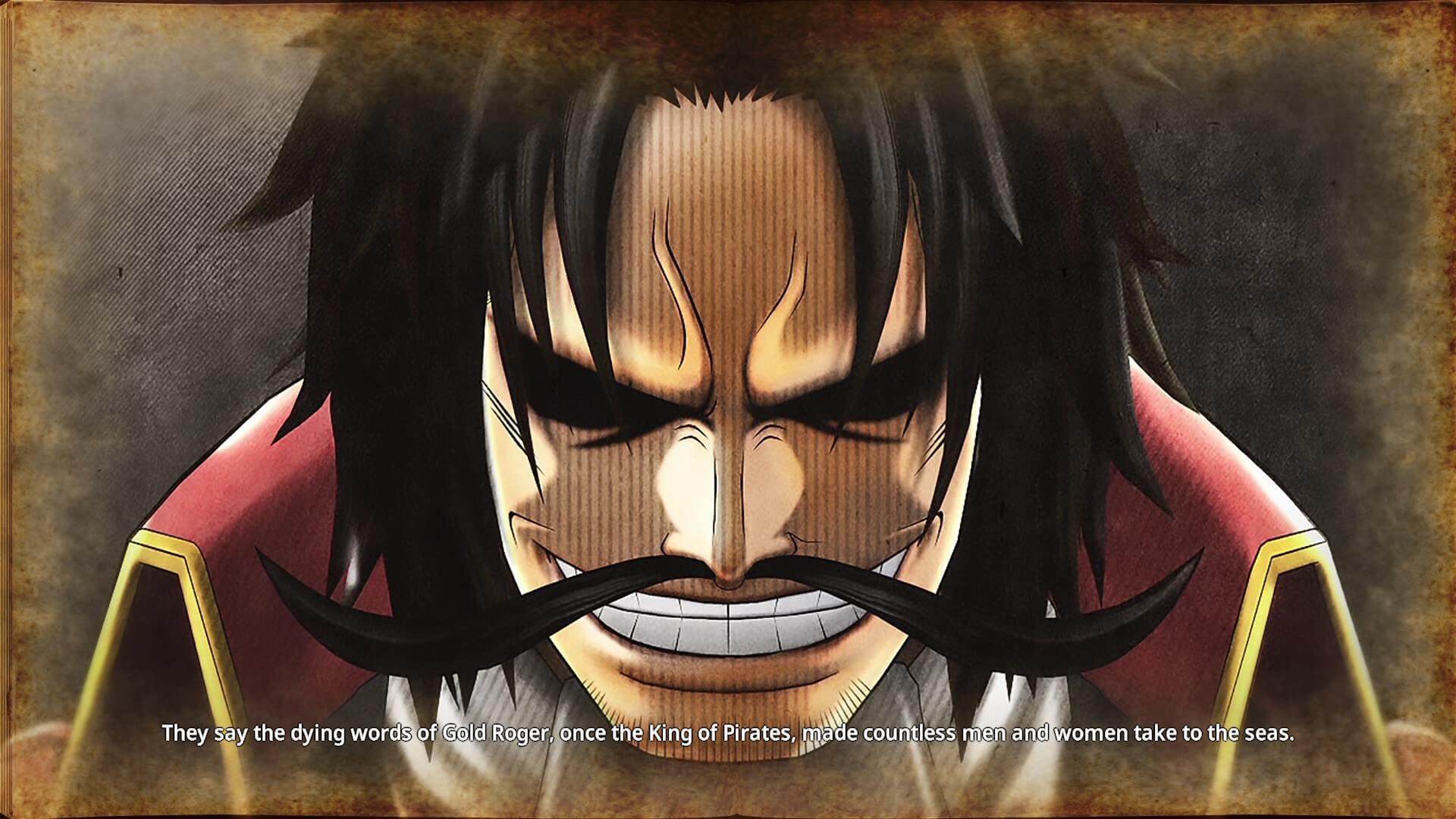 One Piece Pirate Warriors 4 Gol D Roger 1920x1080 Download Hd Wallpaper Wallpapertip