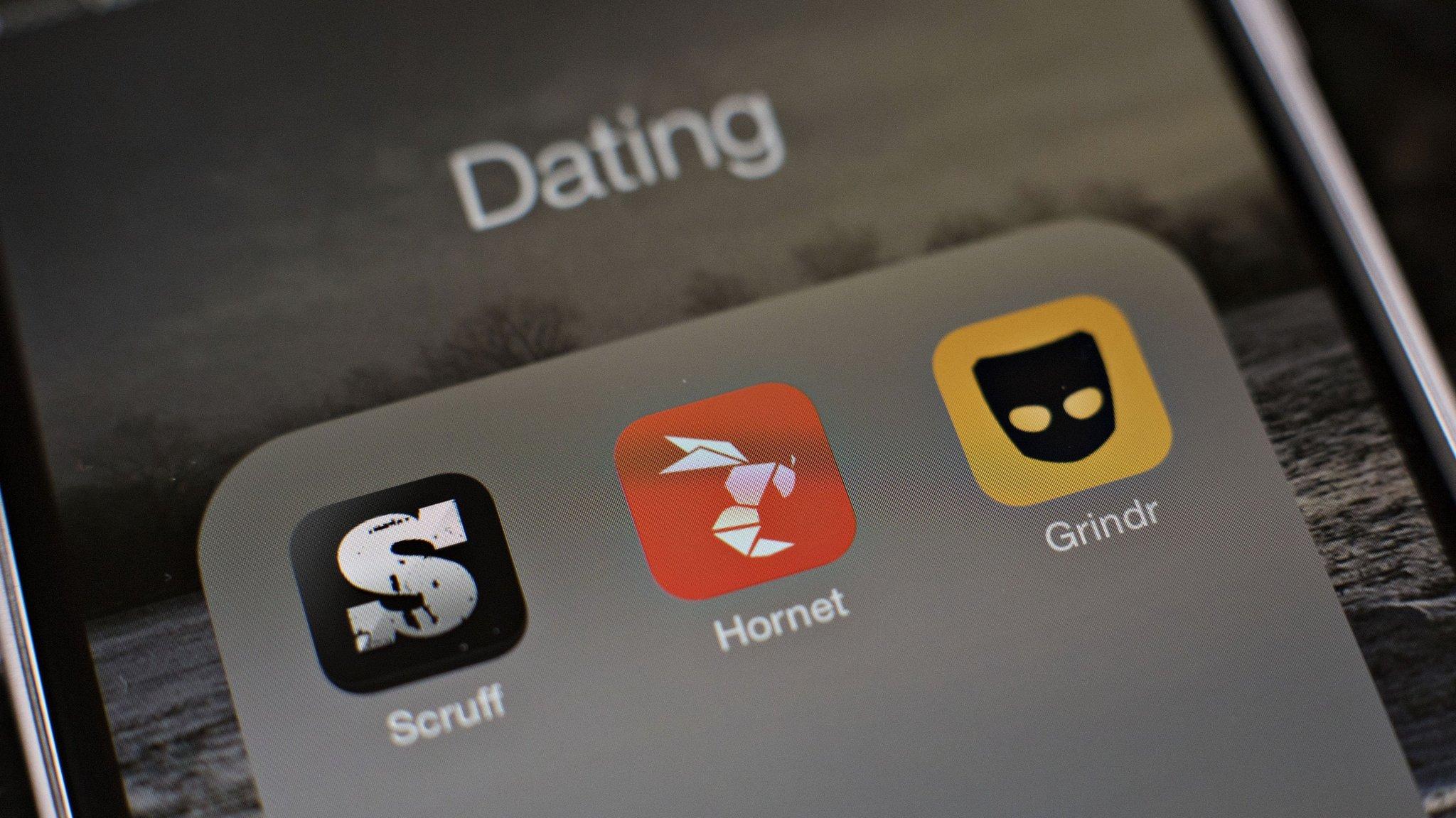 Gay dating hornet