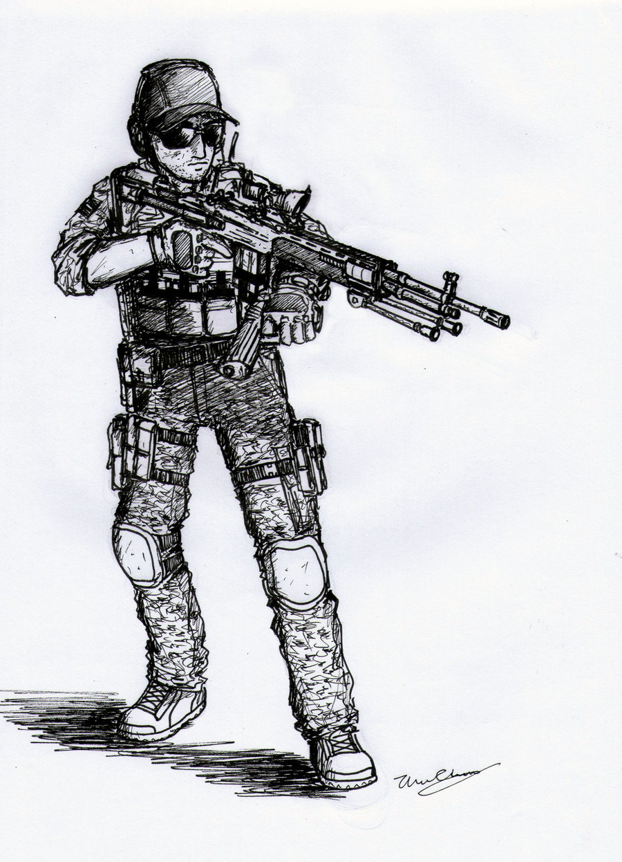 Delta Force Grinch Call Of Duty Mw3 Fan Art 900x1246 Download Hd Wallpaper Wallpapertip