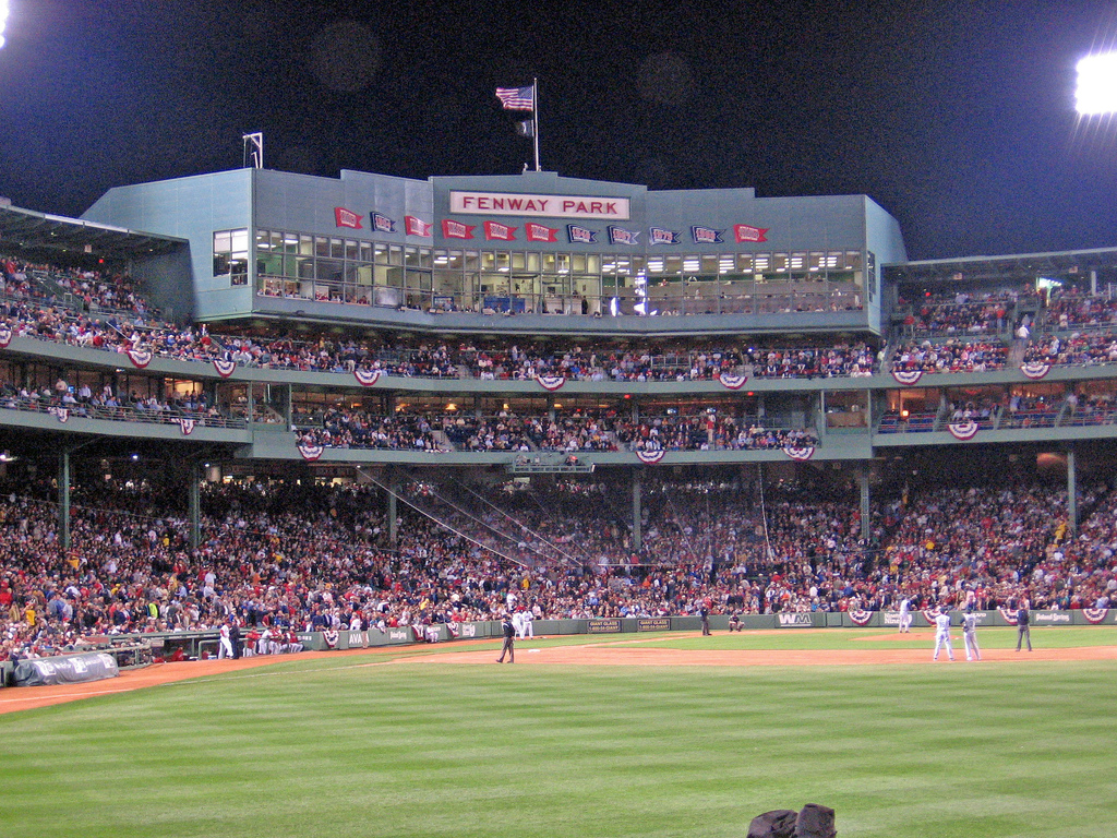Hd Wallpaper Fenway Park 1024x768 Download Hd Wallpaper Wallpapertip