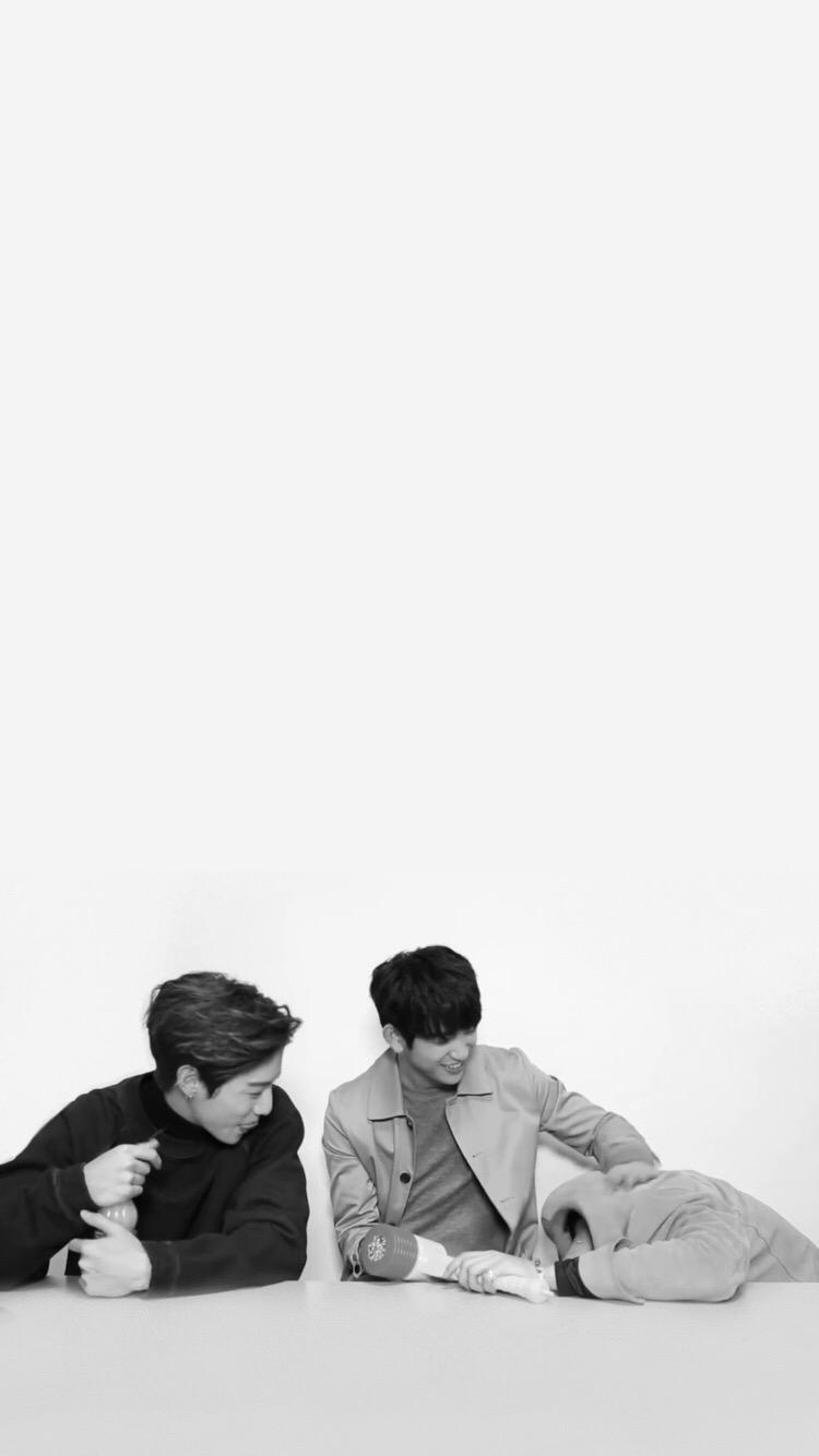 Got7 Marktuan Jackson Wang Jinyoung Kpop Wallpaper Jackson And Jinyoung Lockscreen 750x1334 Download Hd Wallpaper Wallpapertip