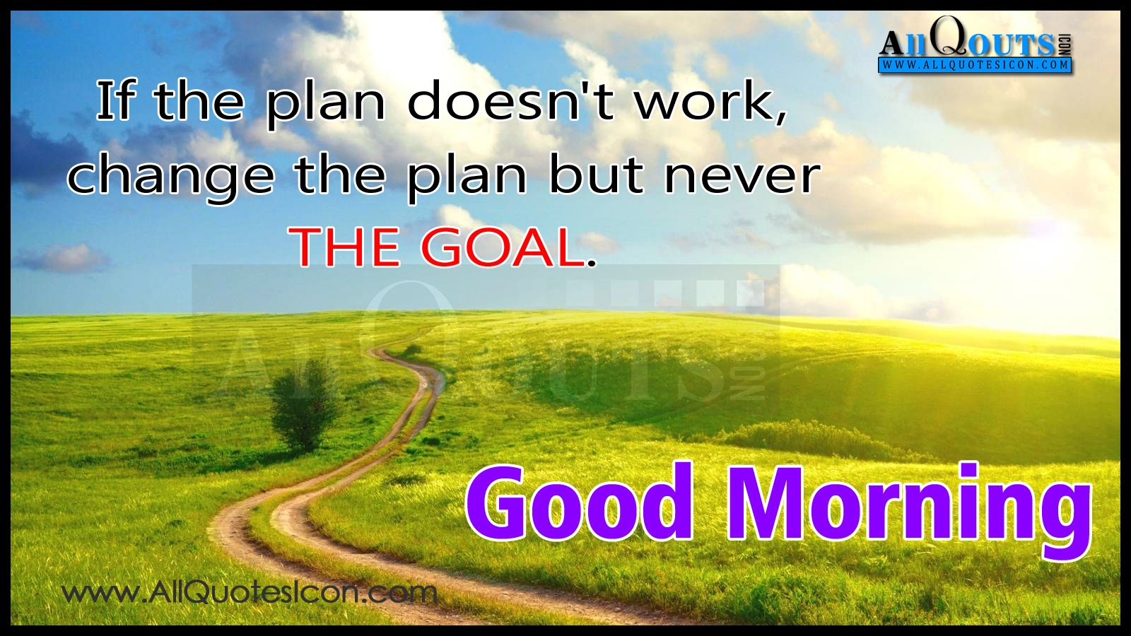 English Good Morning Quotations And Wallpapers Life Good Morning Motivation Thoughts In English 1600x900 Download Hd Wallpaper Wallpapertip