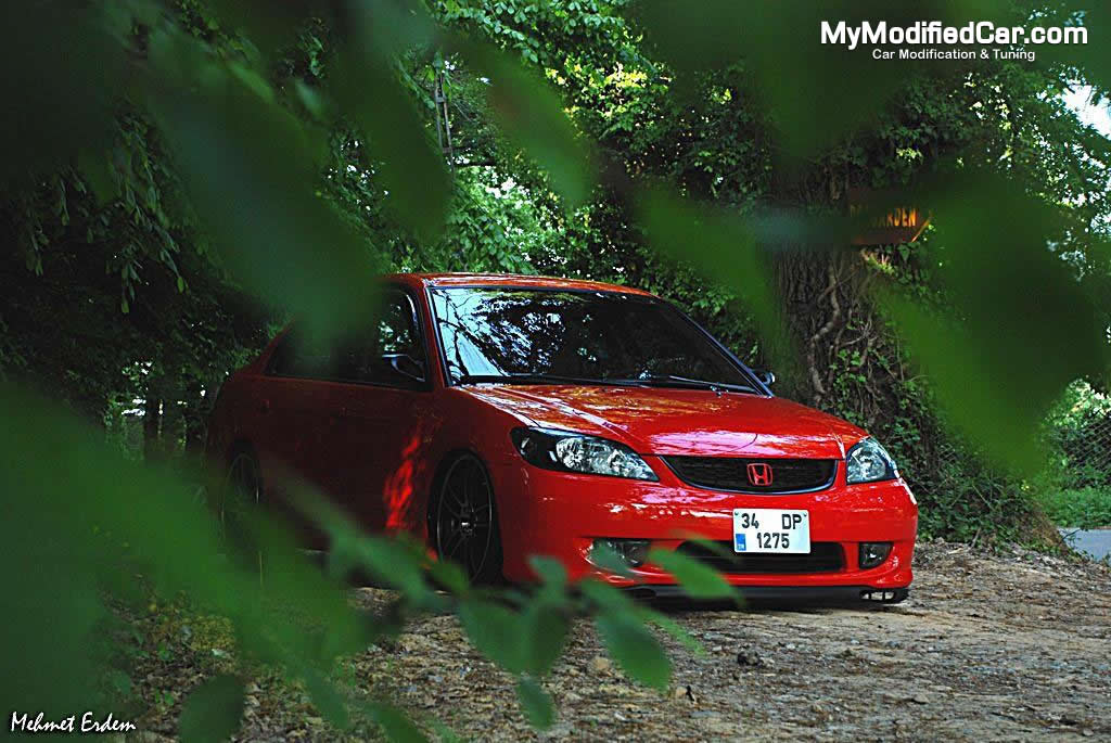 Honda Civic Es Modified 1024x685 Download Hd Wallpaper Wallpapertip