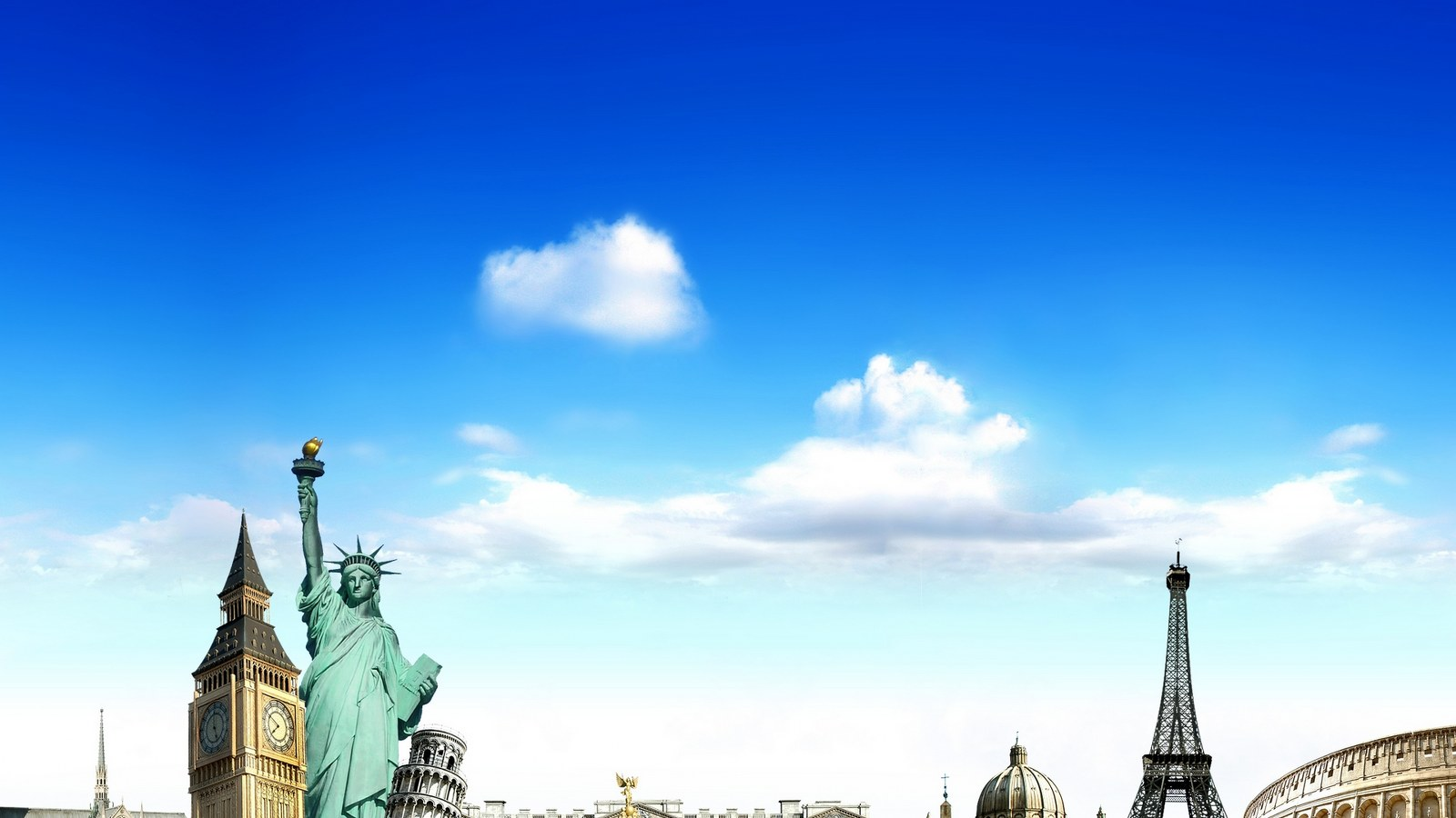 Ipad Backgrounds Travel - 1600x900 ...