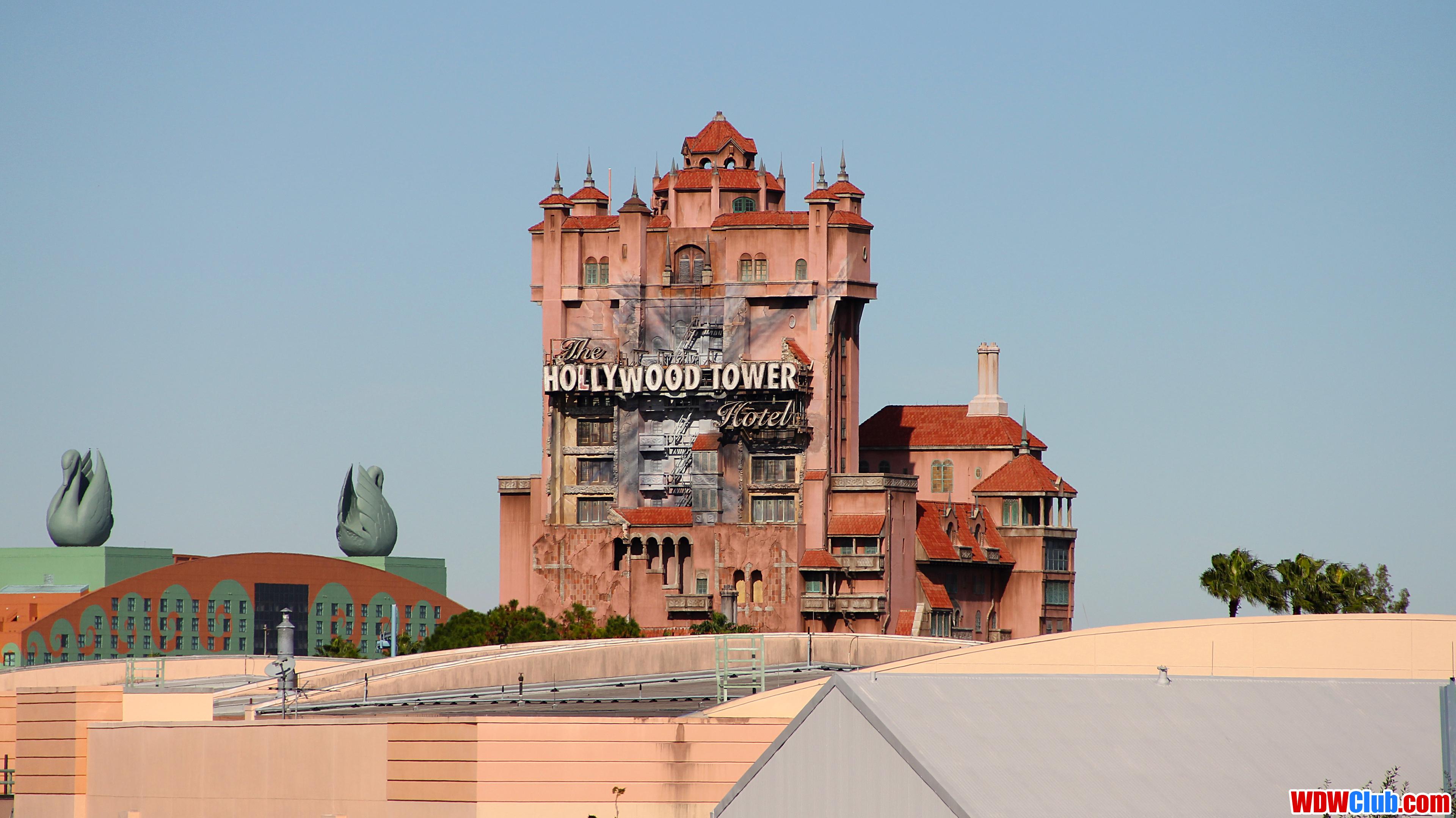 Disney World The Twilight Zone Tower Of Terror 3840x2160 Download Hd Wallpaper Wallpapertip