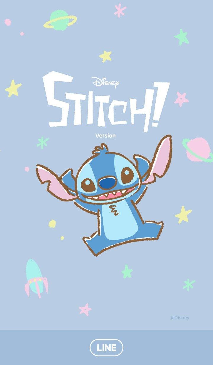 Stitch Disney 720x1232 Download Hd Wallpaper Wallpapertip