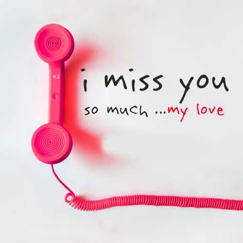 Miss You Wallpapers Miss U So Much My Love 1024x1024 Download Hd Wallpaper Wallpapertip