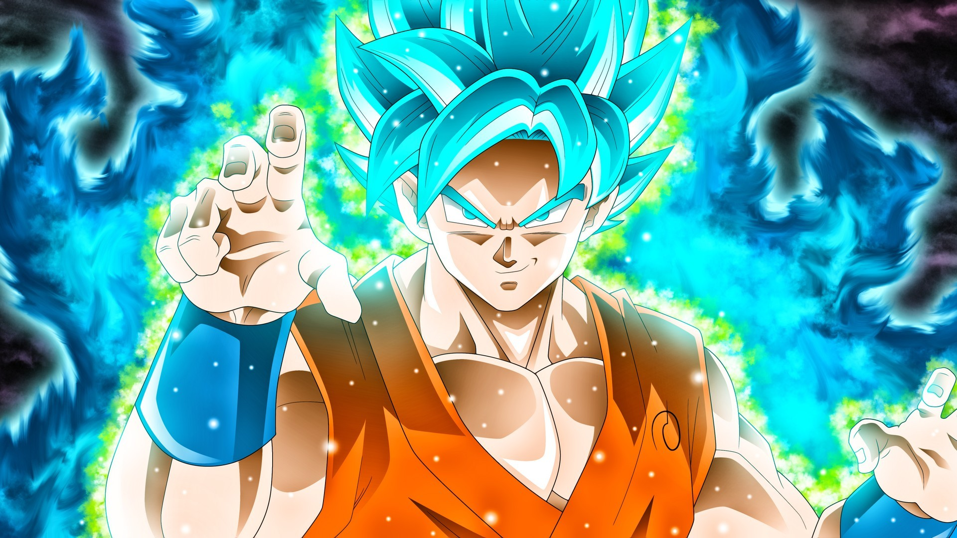 Goku Ssj Blue Wallpaper For Desktop With Image Resolution Live Wallpaper Goku Super Saiyan 1920x1080 Download Hd Wallpaper Wallpapertip