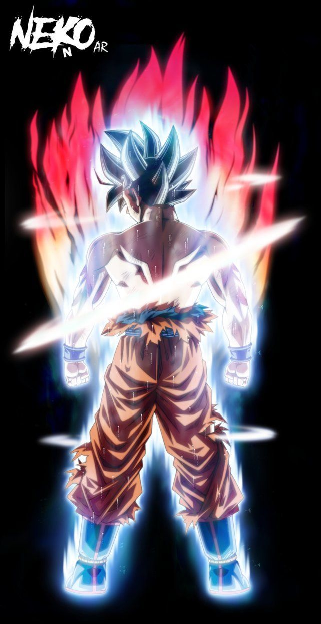 Best Dragon Ball Super Wallpapers Goku Ultra Instinct Poster 641x1245 Download Hd Wallpaper Wallpapertip