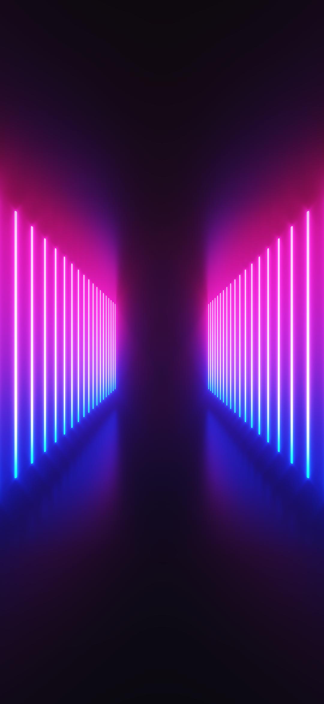 Neon Lights Wallpaper 4k 1080x2340 Download Hd Wallpaper Wallpapertip