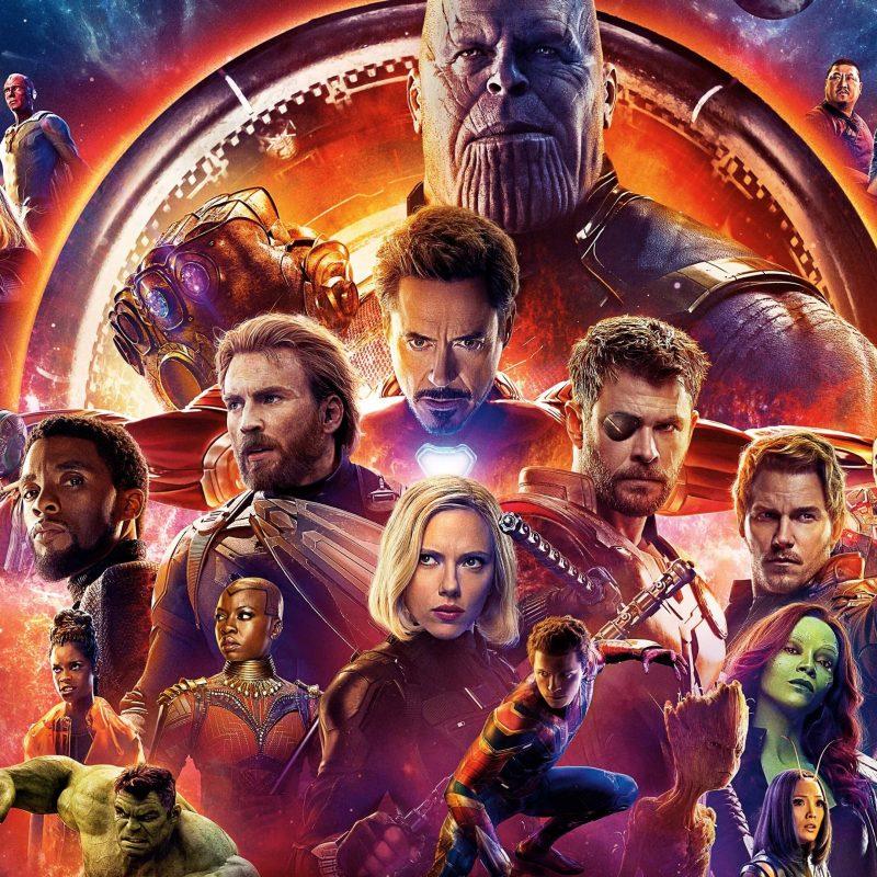 10 New Avengers Infinity War Desktop Wallpaper Full Avengers Infinity Wallpaper Hd 800x800 Download Hd Wallpaper Wallpapertip