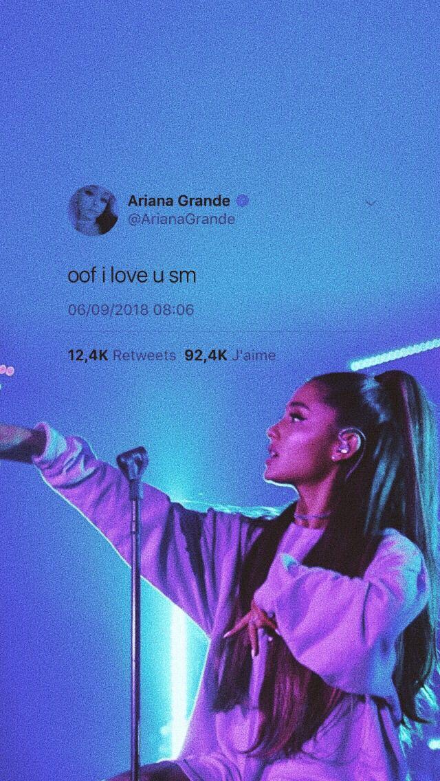 Ariana Grande Wallpaper Sweetener Sessions Ariana Grande 640x1136 Download Hd Wallpaper Wallpapertip