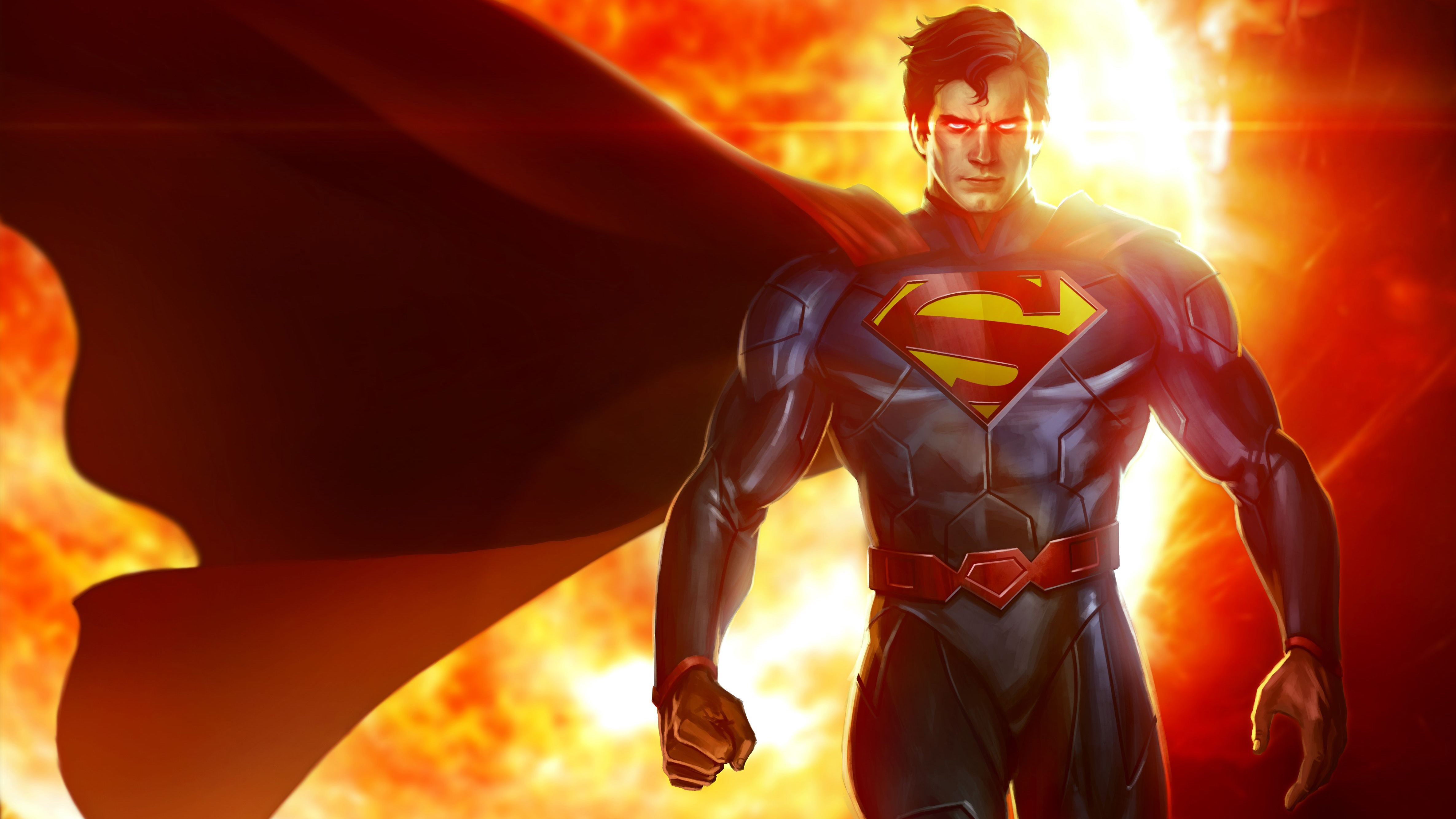 Superman Hd Fond D Ecran 4k Superman Hd Fond D Ecran 4740x2666 Wallpapertip
