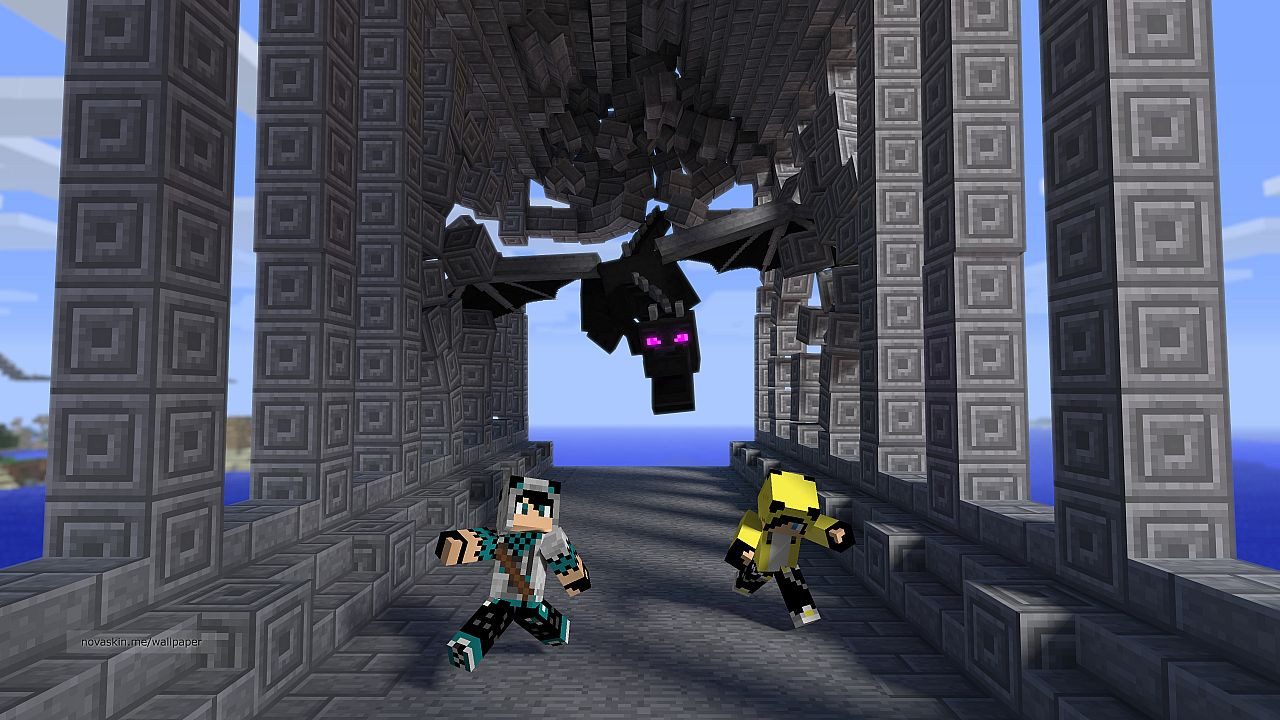Cool Wallpapers Of Minecraft