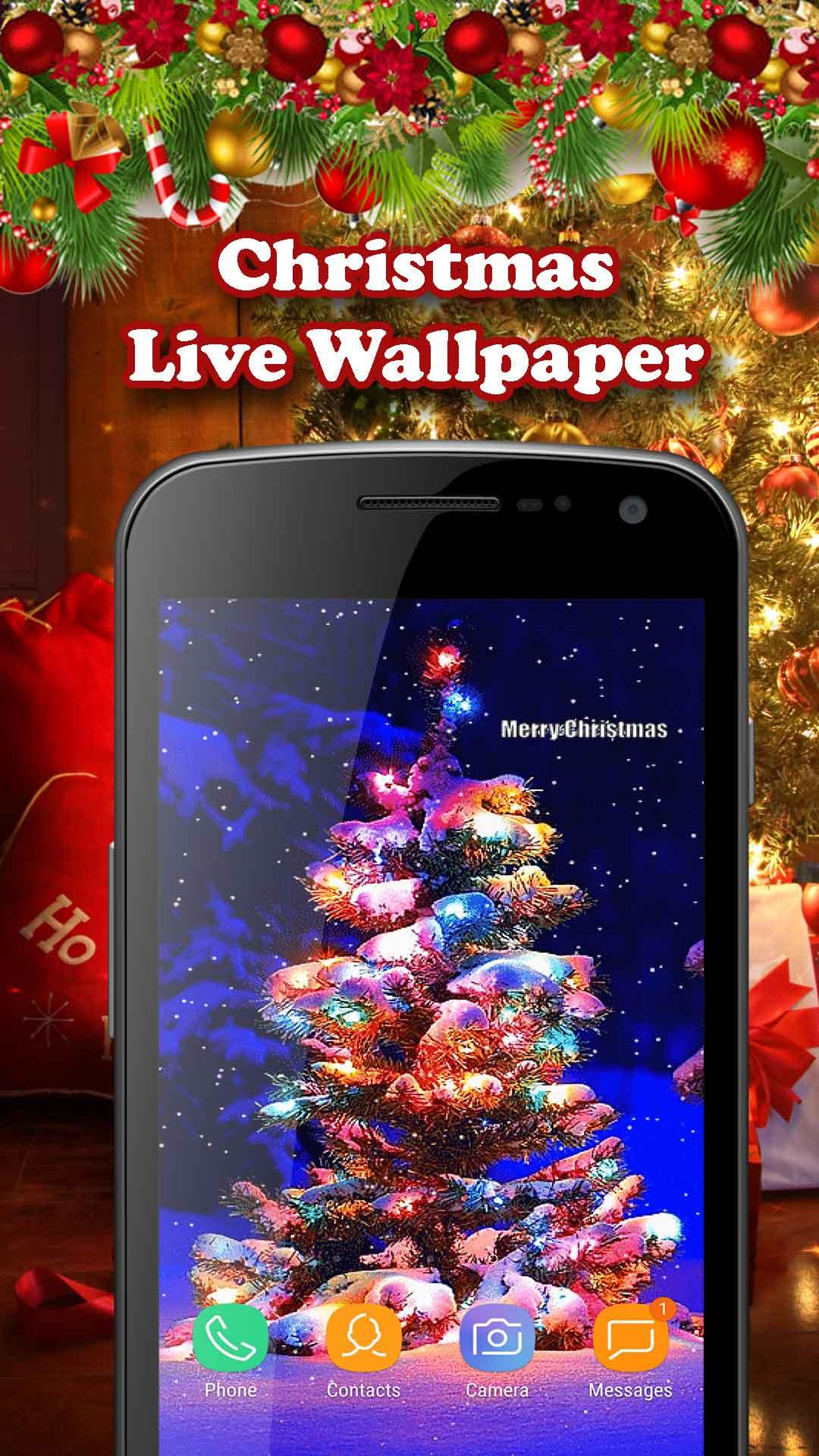 4k Christmas Wallpaper Iphone 1080x1920 Download Hd Wallpaper Wallpapertip