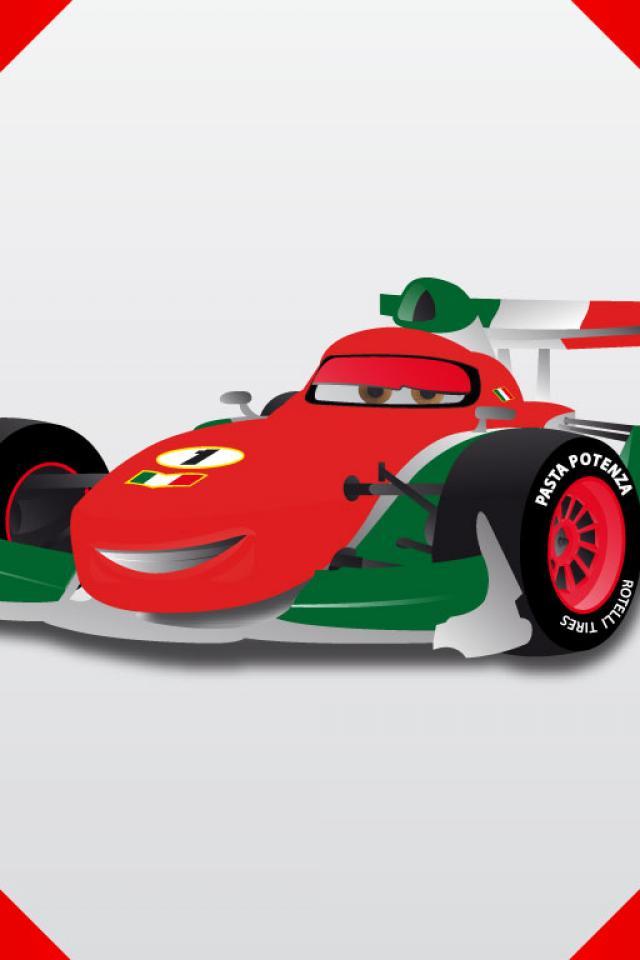 Cartoon Race Cars Wallpaper Hd Iphone Formula One Car 640x960 Download Hd Wallpaper Wallpapertip