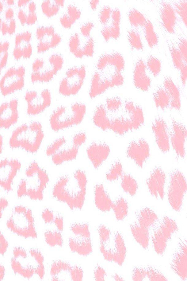 Light Pink Iphone Wallpaper Light Pink Pink Leopard Print 564x846 Download Hd Wallpaper Wallpapertip