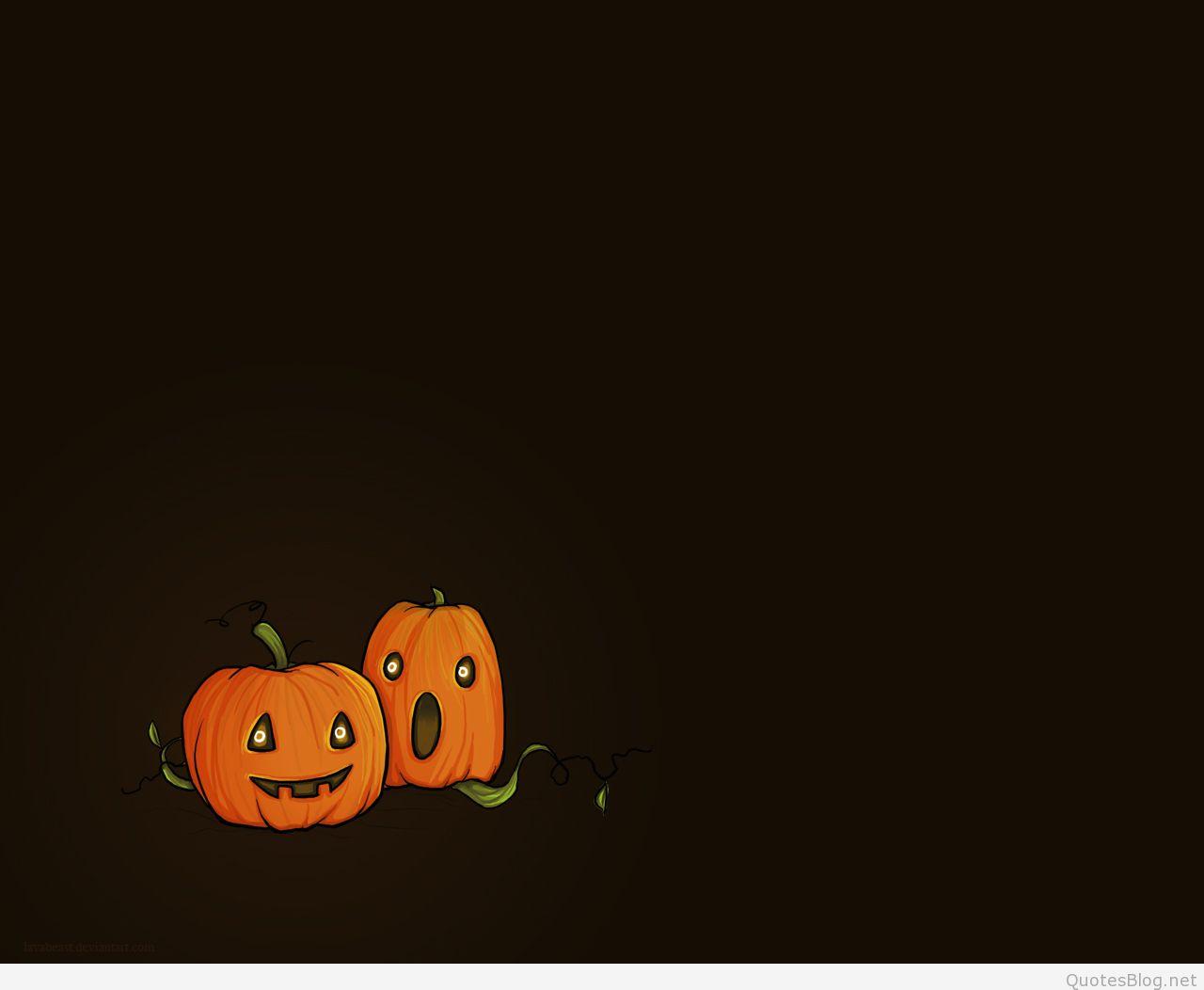 Cute Halloween Wallpaper Iphone Halloween Pumpkins 1280x1052 Download Hd Wallpaper Wallpapertip