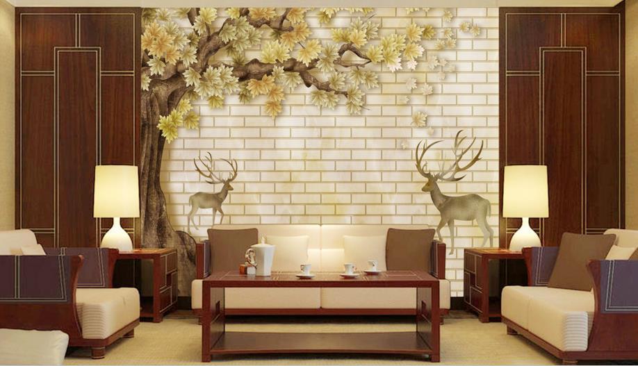 Wallpaper Untuk Ruang Tamu - 918x527 - Download HD Wallpaper - WallpaperTip