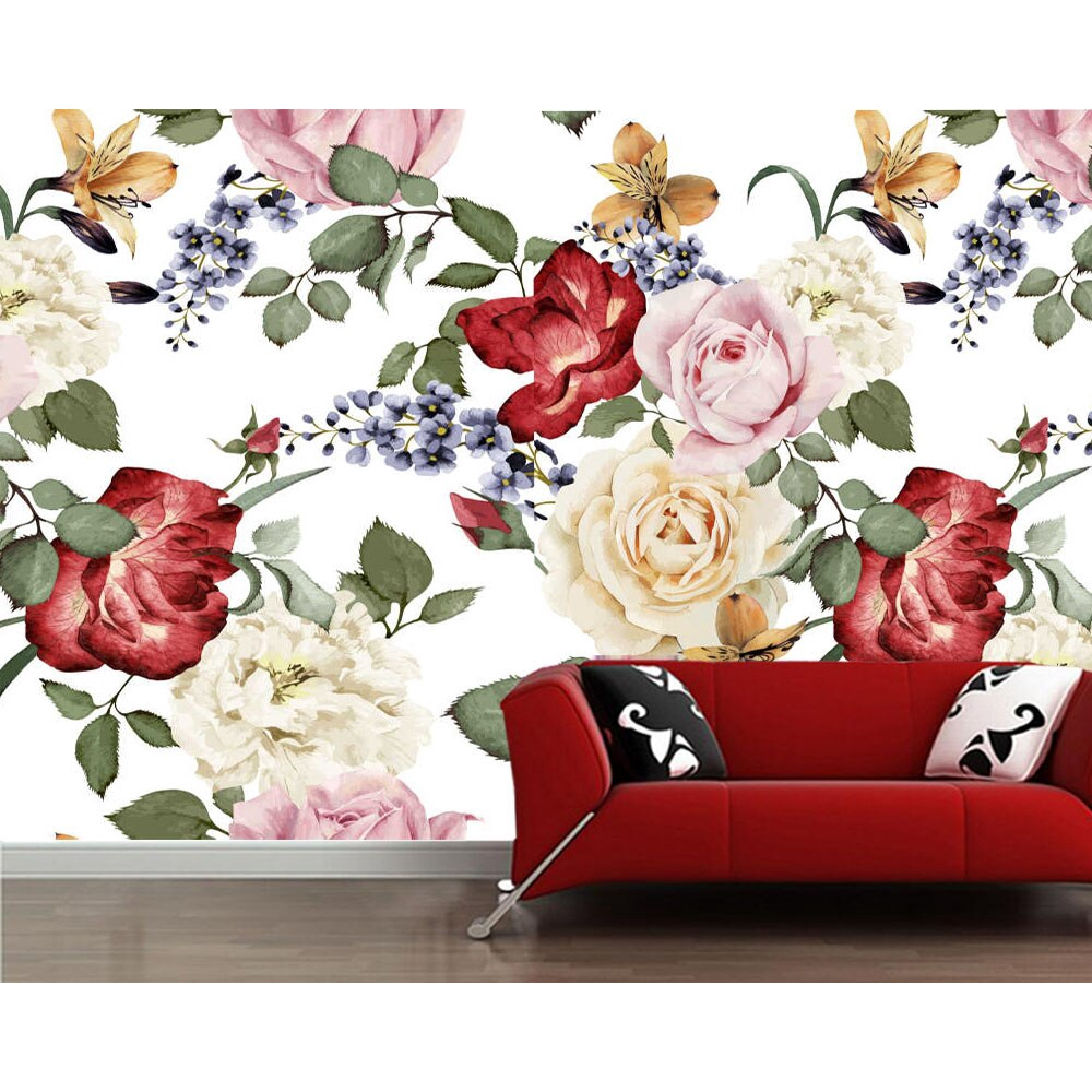 Wallpaper Bunga 3d - 1000x1000 ...
